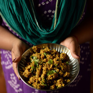 Chingudi Chhecha (Odisha-Style Shrimp Curry)