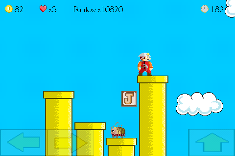 Mobile Jario (Free)- screenshot