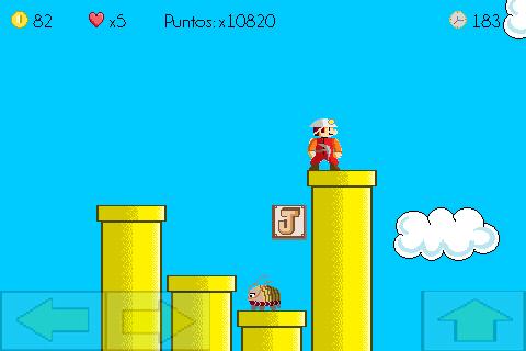 Mobile Jario (Free) - screenshot