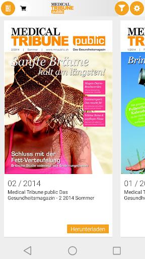 Medical Tribune public