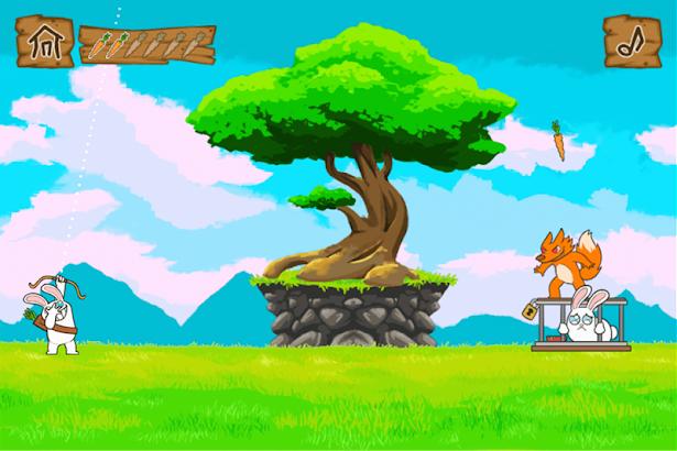 Rabbit Hood - Archery screenshot