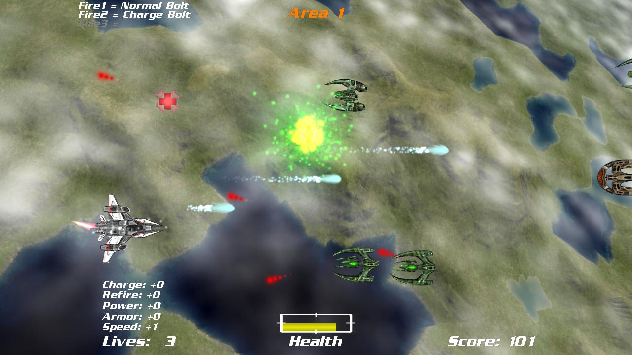 BlastZone 2 Lite ArcadeShooter - screenshot