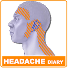 Headache Diary Free icon