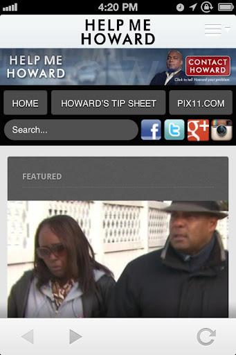 Help Me Howard