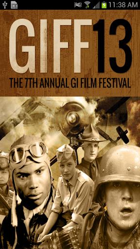The GI Film Festival App