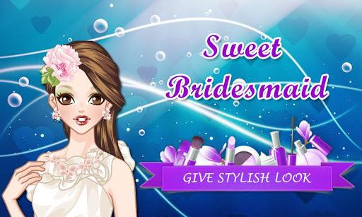 Sweet Bridesmaid Makeup Salon