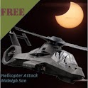 Helicopter Attack:Midnight Sun icon