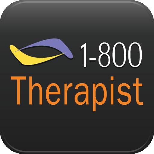 1-800-Therapist LOGO-APP點子