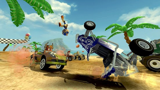 Beach Buggy Racing Screenshot 18