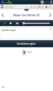 Learn Dutch Hello-Hello- screenshot thumbnail