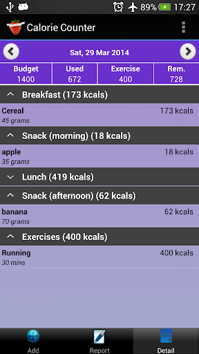 玩健康App|Calorie Counter Simple PRO免費|APP試玩