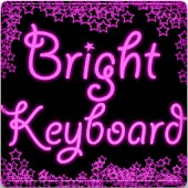 Bright Pink Keyboard Skin