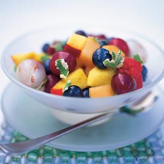Lychee Fruit Salad Recipes.