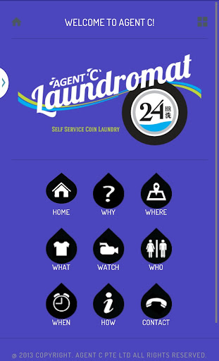 Agent C Laundromats
