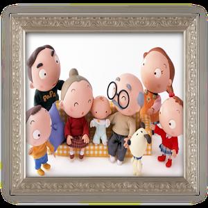 家庭相框 攝影 LOGO-玩APPs