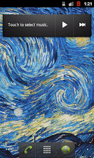 Starry Night live wallpaper|玩個人化App免費|玩APPs