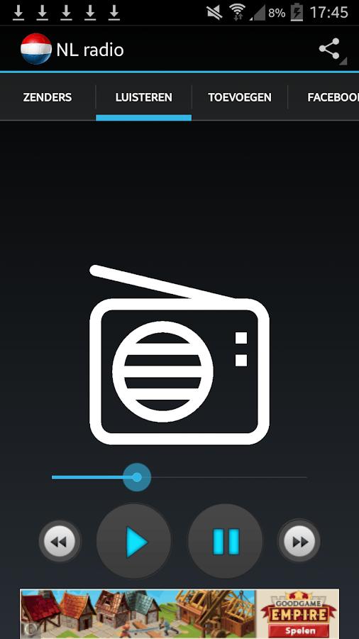 RadioOnlineFM Nederland  Internetradio  Online Radio