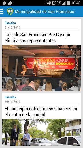 Municipalidad de San Francisco