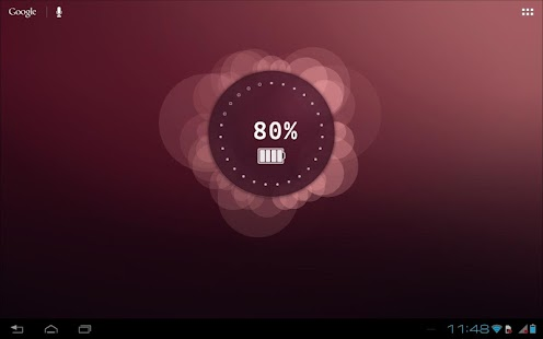Ubuntu Live Wallpaper Beta- screenshot thumbnail