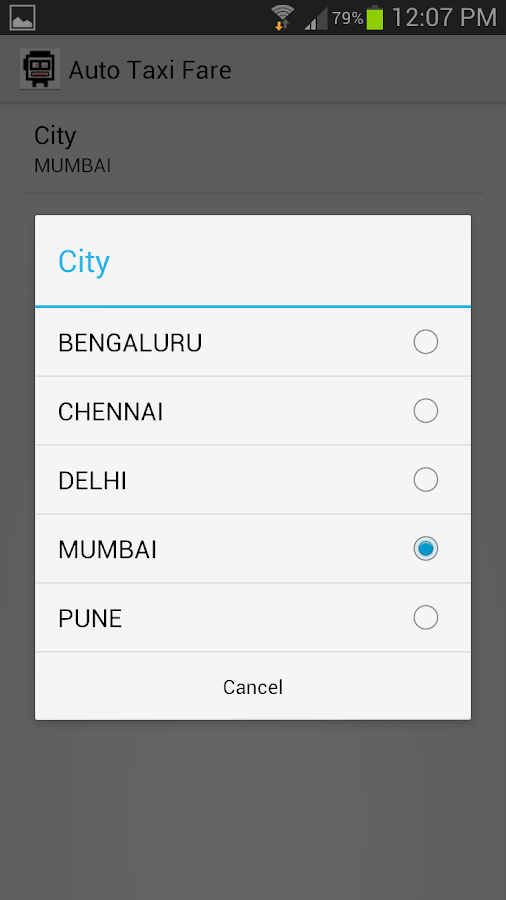 India Auto Taxi by SmartShehar - screenshot