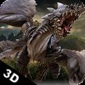 Dragon Monster 3D Wallpaper icon