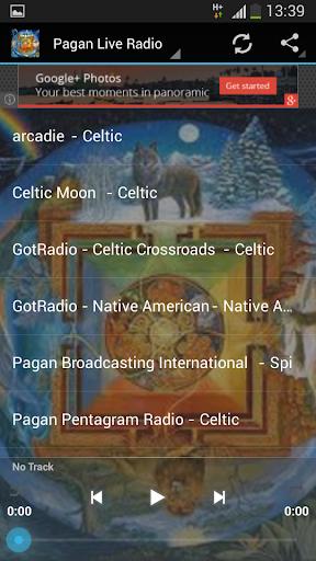 Pagan Live Radio