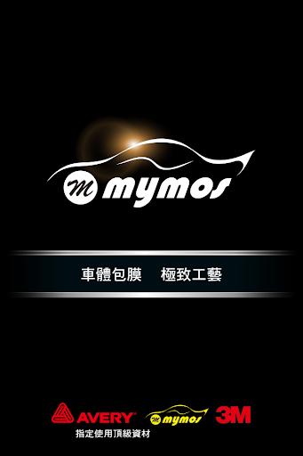 MYMOS專業車體包膜