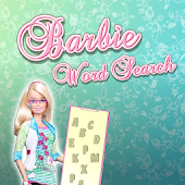 Barbie Word Search for Kids