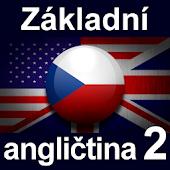 Základní angličtina 2