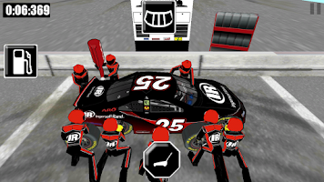 Screenshot of Thunder Gun Pit Crew Titans