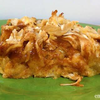 Chicken Tamale Bake.