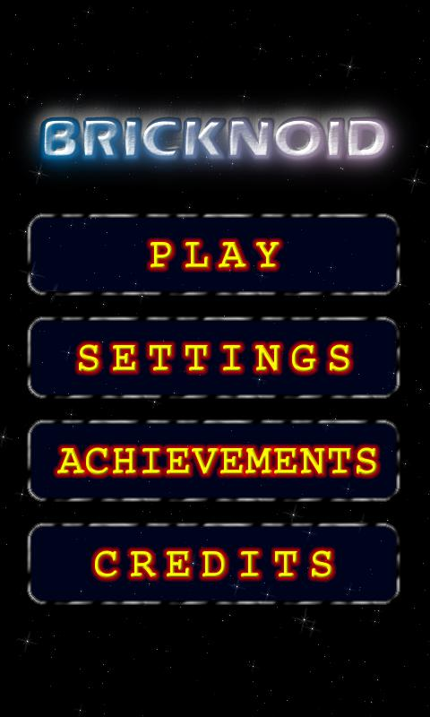 Bricknoid the Brick Breaker - screenshot