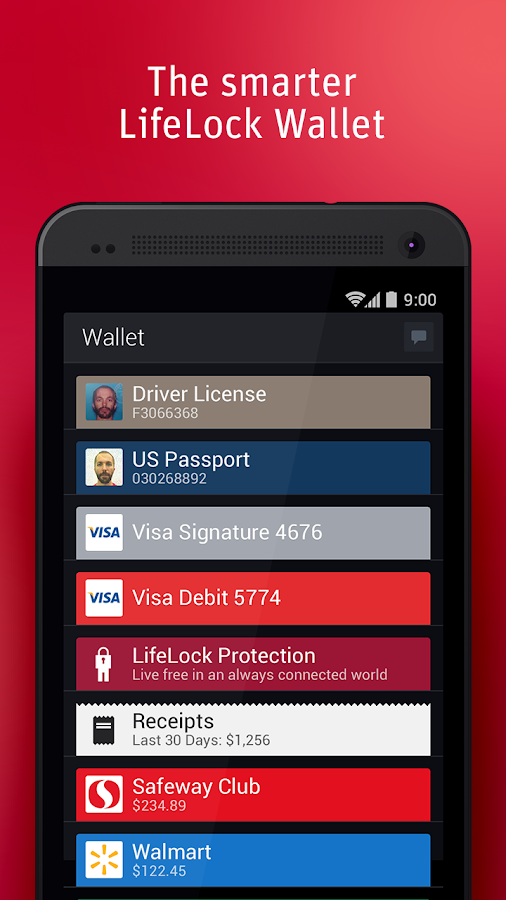 LifeLock - screenshot