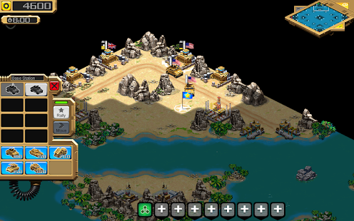 Desert Stormfront - RTS Screenshot 39