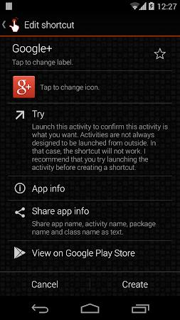 QuickShortcutMaker 2.4.0 screenshot 553247