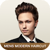 Mens Modern Haircut