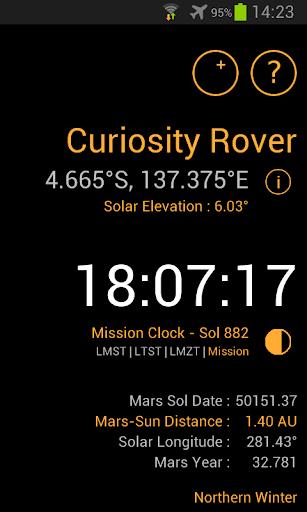 Mars Time