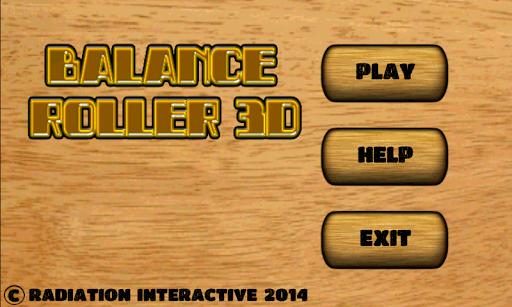 Balance Roller 3D