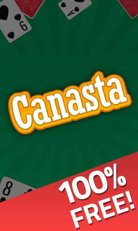 Canasta Jogatina- screenshot