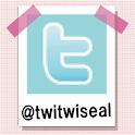 ついついシール logo