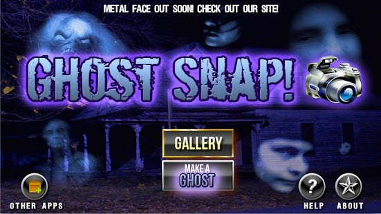 Ghost Snap - screenshot thumbnail