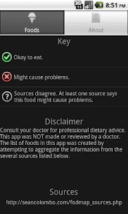 Low - FODMAP Diet - screenshot thumbnail