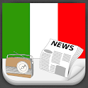Italy Radio News icon