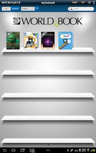 World Book eBooks - screenshot thumbnail