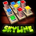 Reiner Knizia's Skyline Free logo