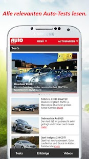 AUTO ZEITUNG - autozeitung.de- screenshot thumbnail