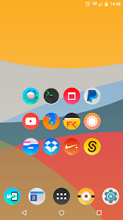 Aurora UI - Icon Pack - screenshot thumbnail