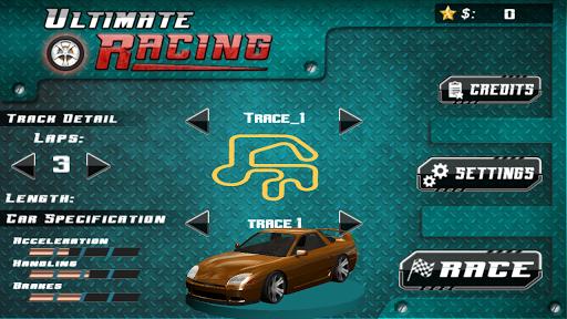 终极赛车:速度: Car Racing