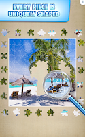Screenshot of Jigty Jigsaw Puzzles