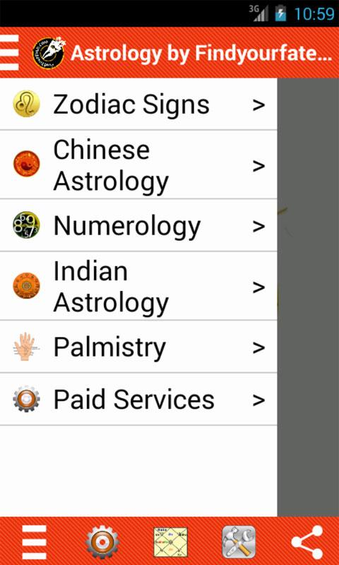 Astrology by Findyourfate.com- screenshot